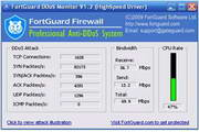 FortGuard DDoS Monitor