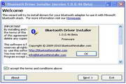 Bluetooth Driver Installer 1.0.1.94 Beta