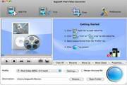Bigasoft iPod Video Converter for MAC 3.7.50.5067