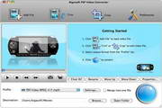 Bigasoft PSP Video Converter  for MAC 3.7.50.5067