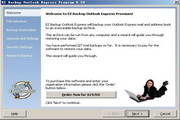 EZ Backup Outlook Express Premium 6.42