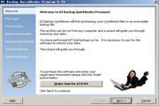 EZ Backup QuickBooks Premium 6.42