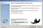 EZ Backup Windows Calendar Premium 6.42