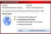 Trend Micro Virus Pattern File 11.445.00