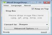 Moo0 Image Sharpener 1.10