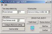 Master Keystroke Logger Pro 16.01.01