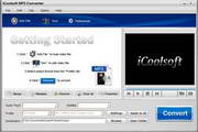 iCoolsoft MP3 Converter