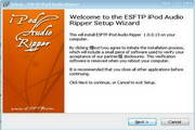 Esftp iPod Audio Ripper 1.0.0.23