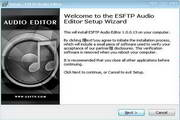 Esftp Audio Editor 1.0.0.23
