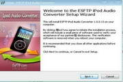 Esftp iPod Audio Converter 1.0.0.23