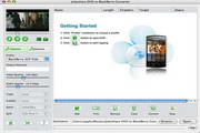 Joboshare DVD to BlackBerry Bundle For Mac 3.2.7.0506