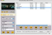 3herosoft iPhone video Converter For Mac 4.1.4.0506