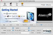Aiseesoft DVD to PSP Converter for Mac 6.2.56
