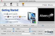 Aiseesoft DVD to MP4 Converter for Mac 6.2.56