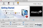 Aiseesoft DVD to FLV Converter for Mac 6.2.58