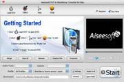 Aiseesoft DVD to BlackBerry Converter for Mac 6.2.56