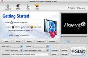 Aiseesoft DVD to iRiver Converter for Mac 6.2.56
