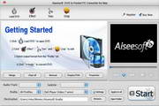 Aiseesoft DVD to Pocket PC Converter for Mac 6.2.56