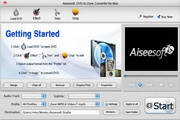 Aiseesoft DVD to Zune Converter for Mac 6.2.56