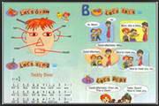 金苗点读学习机同步教材- 河北小学英语三起第三册