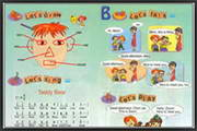 金苗点读学习机同步教材- 河北小学英语三起第四册