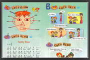 金苗点读学习机同步教材- 河北小学英语三起第五册