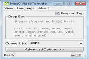 Moo0 VideoToAudio 1.05