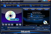 Bigasoft DVD to WebM Converter 3.2.3.4772