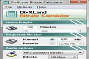 DivXLand Bitrate Calculator