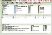 阿冲共享文件监控器