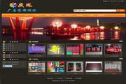 .netLED装饰公司网站模板