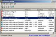 WebBrowserPassView 1.70 中文绿色版