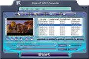 Bigasoft WMV Converter For Mac 3.7.50.5067