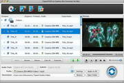 Tipard DVD to Creative Zen Converter for Mac