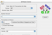QIF Master For Mac 11.6