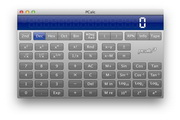 PCalc For Mac 3.9