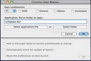 Function Keys Mapper For Mac 7.0