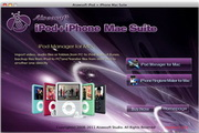 Aiseesoft iPod  and iPhone Mac Suite 7.2.36