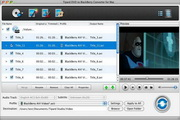 Tipard DVD to BlackBerry Converter for Mac 5.0.26
