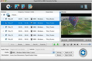 Tipard DVD to WMV Converter for Mac 5.0.26
