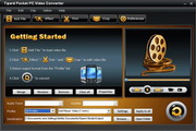 Tipard Pocket PC Video Converter for Mac 3.6.36
