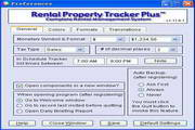 Rental Property Tracker Plus For Mac 1.12.9