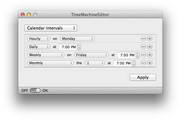 TimeMachineEditor For Mac