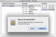 OmniDiskSweeper For Mac 1.9