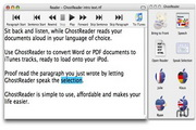 GhostReader For Mac 1.6.9