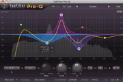 FabFilter Pro-Q For Mac 2.02