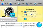 Bigasoft MP4 Converter For Mac 4.2.3.5213