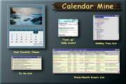 Calendar Mine