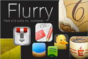 Flurry Extras Icon Pack
