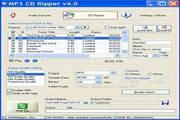 MP3 CD Ripper 5.01 Build 1